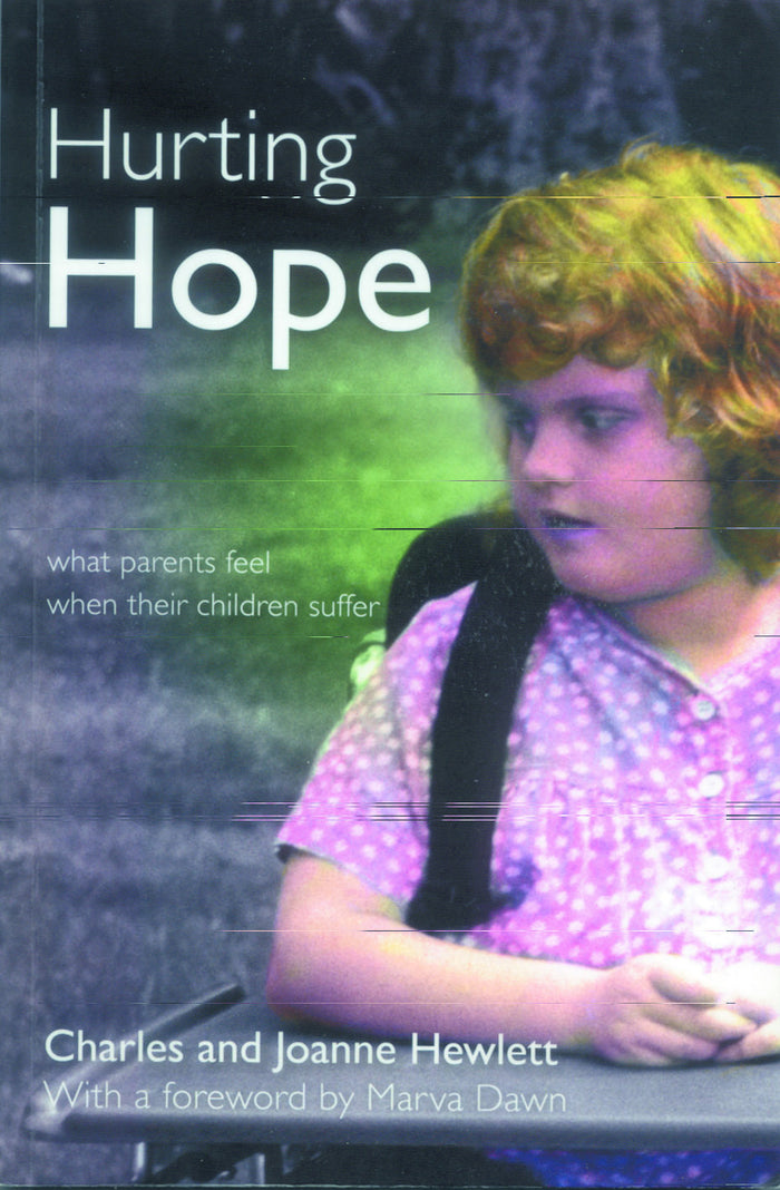 Hurting Hope book