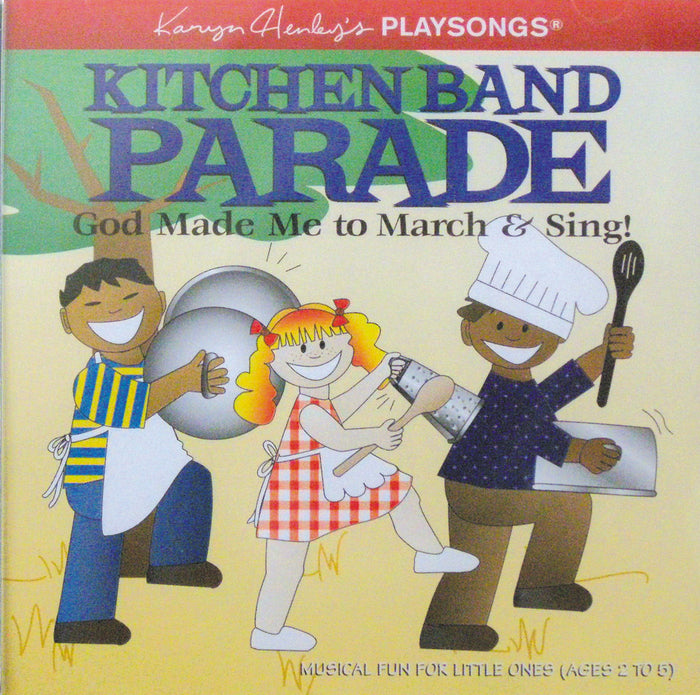 Kitchen Band Parade CD
