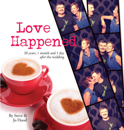 Love Happened book