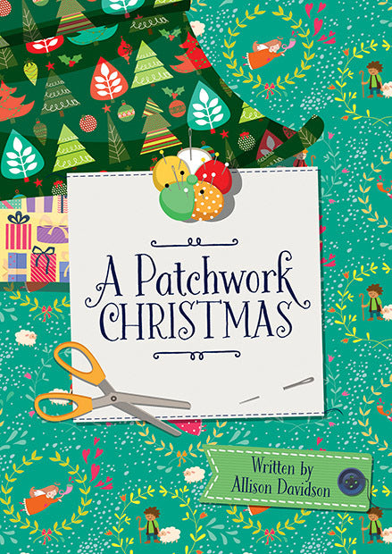 A Patchwork Christmas book