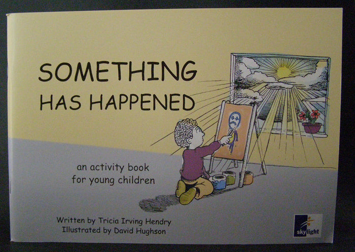 Something Has Happened book