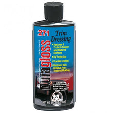 Load image into Gallery viewer, 8oz - Duragloss Trim Dressing and Flat Black