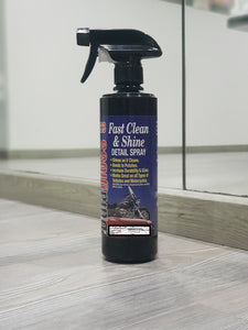 500ml Duragloss Fast Clean and Shine
