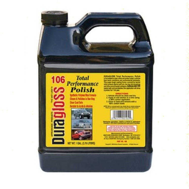 128oz - Duragloss Total Performance Polish #106