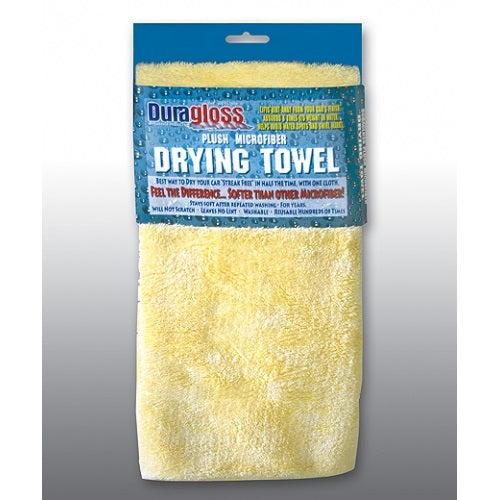 Duragloss Microfiber Drying Towel