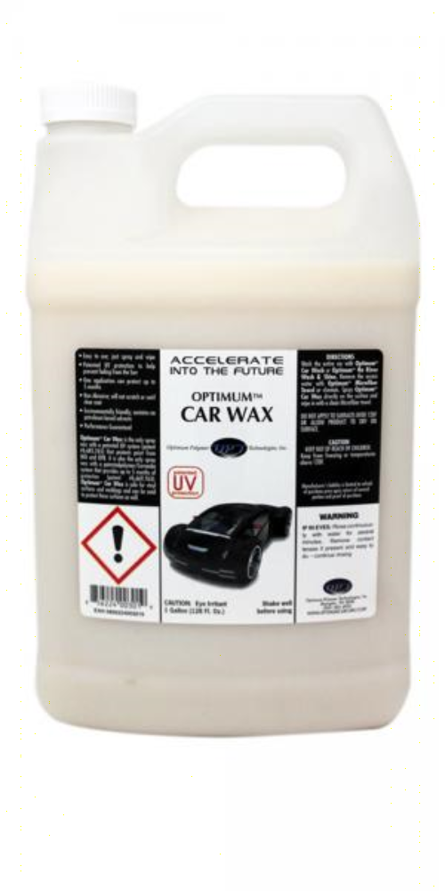 128oz Optimum Car Wax