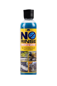 8oz - Optimum No Rinse Wash and Shine