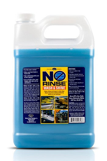 128oz - Optimum No Rinse Wash and Shine