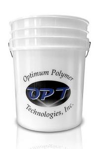 Optimum 5 gallon bucket with lid and grit guard