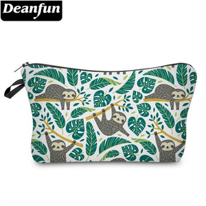 Waterproof Cosmetic Bag Custom Style for Travel, Beach, Boating etc..