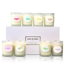 Load image into Gallery viewer, 8PCS Aromatherapy Candle Cup Environmentally Friendly Plant Essential Oil Soy Wax Smokeless Candles Home Wedding Decoration For - LikeRE Marketplace