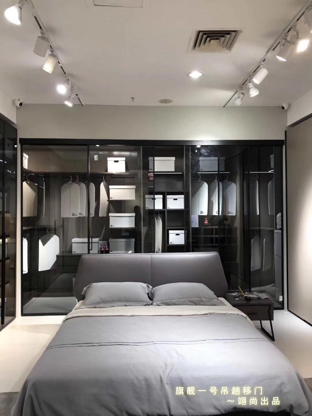 2020 walking closet china wood wardrobe modern wardrobe open bedroom dressing room walking room customized - LikeRE Marketplace