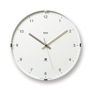 Luxury Japanese Wall Clock Modern Design Metal Quartz Digital Wall Clock Creative Nordic Montre Murale Home Decoration AA50WC