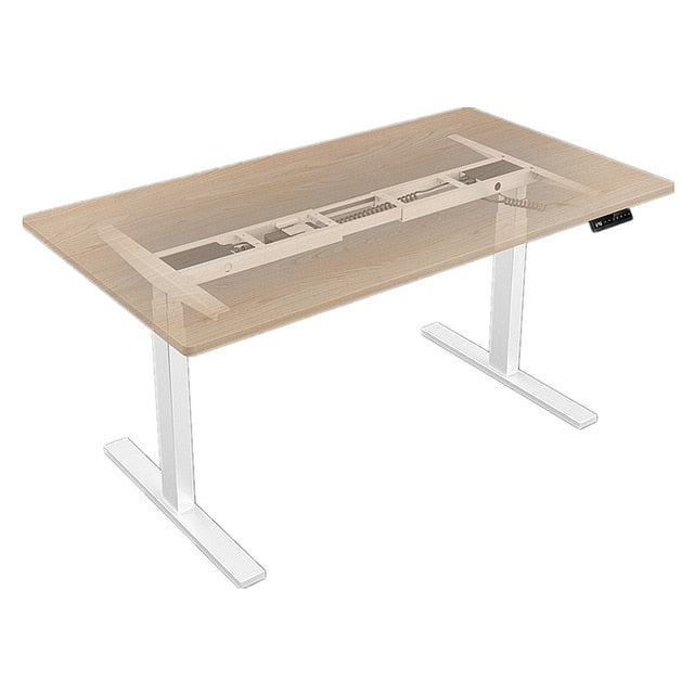 Office Desk Office Furniture wooden smart lifting office desk electric ergonomic standing desk escritorio de oficina mesa sale