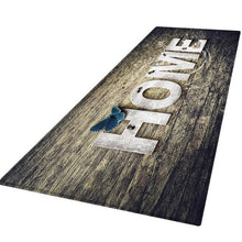 Load image into Gallery viewer, 9 style Living room/bedroom Antiskid Soft Solid Rug Carpet Hallway Doormat Anti - Slip Carpet Absorb Water Kitchen Mat 60X180 CM - LikeRE Marketplace