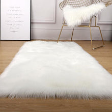 Load image into Gallery viewer, carpet for living room modern plush soft fluffy bedroom bedside carpet bay window sofa chair pad white gray carpet large carpet - LikeRE Marketplace