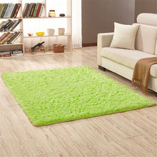 Load image into Gallery viewer, Living Room/Bedroom cotton Rug blanket Ultra Soft Modern Area Rugs Shaggy Mats Home Room Plush Carpet Modern Home Decor 80x160cm