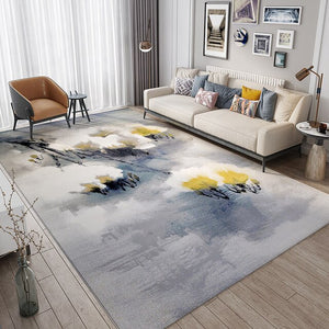 Modern American Carpet Living Room Home Bedroom Floor Mats Sofa Coffee Table Floor Mat Study Room Thick Rugs Nordic Floor Mats s