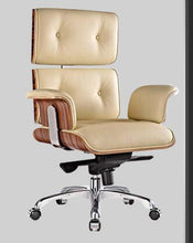 Load image into Gallery viewer, office chair. Heart chair butterfly chair modern leisure chair. .