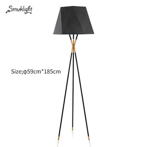 American style simplicity and retro floor lamps standing staande lamp led nordic floor lamps for living room Vloer lamp - LikeRE Marketplace