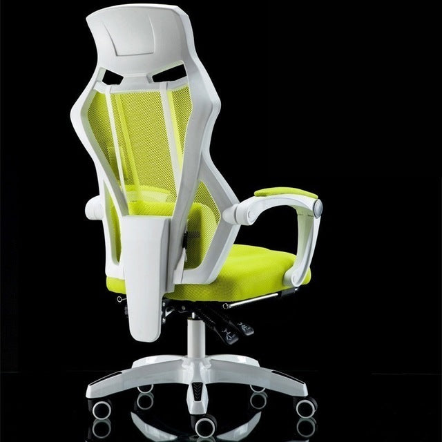 New Lie Computer Household To Work Chair Rise And Fall Revolving Staff Member Competition Net bar games electronic comfort Hot