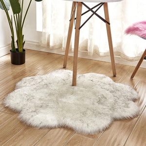 100% Brand New Professional Design  Rugs Non Slip Rug Mats Hairy Soft Fluffy Faux Fur Carpet Mat Home New Drop Shipping - LikeRE Marketplace