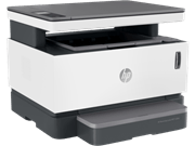 Load image into Gallery viewer, HP Neverstop Laser1200W- Mono Laser Multifunction Printer - Gazoomba