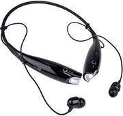 Alpino Bluetooth Mobile Headphone - Black - Gazoomba
