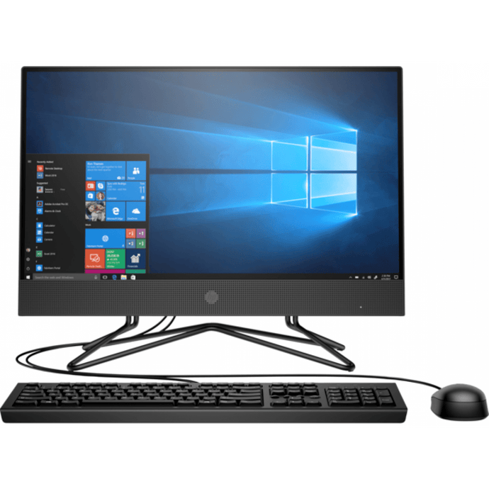 HP 200 All in One 21,5 inch Full HD NON TOUCH Intel Core i5 Win 10 Pro - Gazoomba