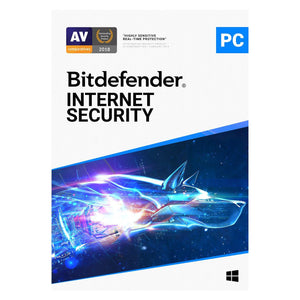 Bitdefender Internet Security 2 Device + MyCyberCare
