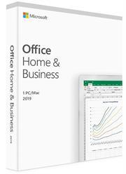 Microsoft Office Home and Business 2019-NO MEDIA - Gazoomba