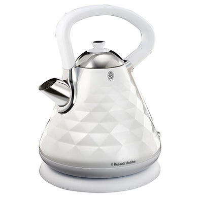 Russell Hobbs Diamond White 1.7l Kettle - Gazoomba
