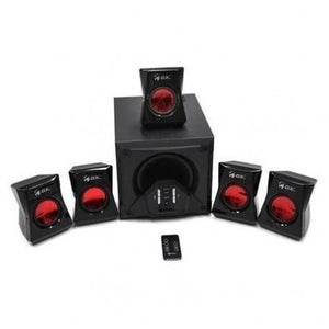 Genius SW-G5.1 3500 Stereo 5.1 Channel Speaker System for PC and Home Theatre - Gazoomba