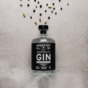 Hospitality Gin: Charity Dry
