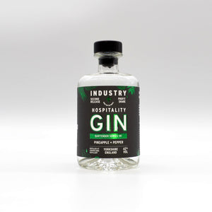 Hospitality Gin: Bartender Series #1 - PINEAPPLE+PEPPER (50cl)