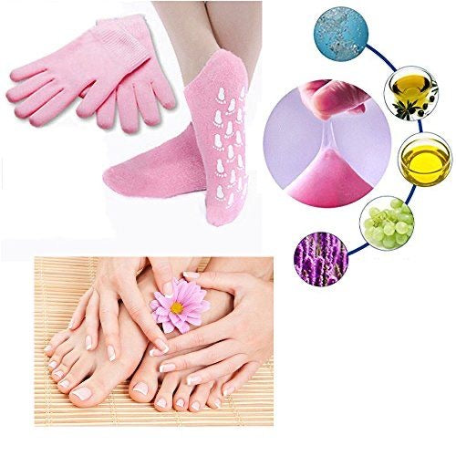 Gel Moisturizing Spa socks