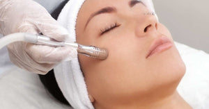 Diamond Peel Facial /Microdermabrasion and Organic Eminence Artic Berry Peeling