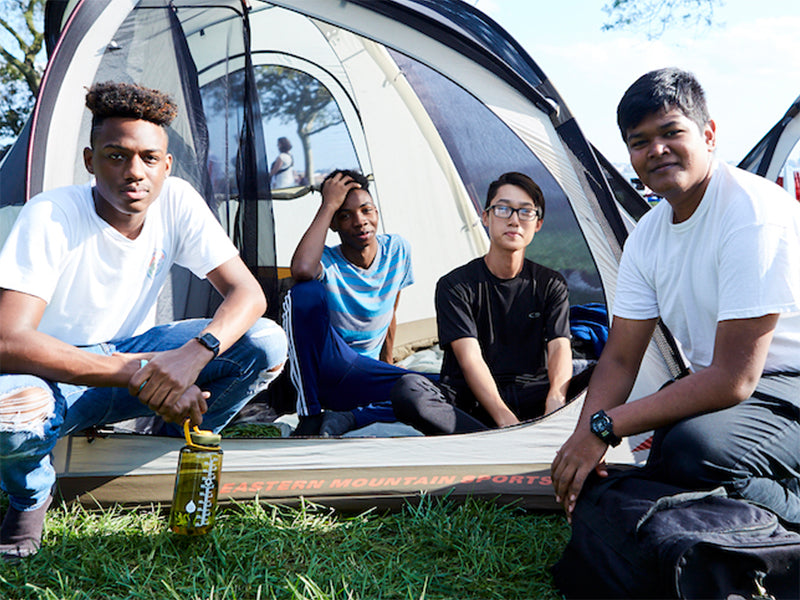 Camping to Connect: Non-profit promoting inclusion in the outdoors for urban youths