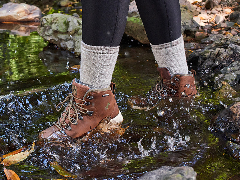Women's waterproof boots from Forsake
