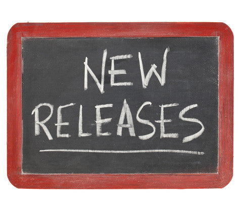 This week's brand new releases!