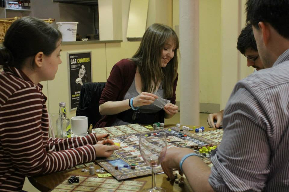 Our top 10 board games for students