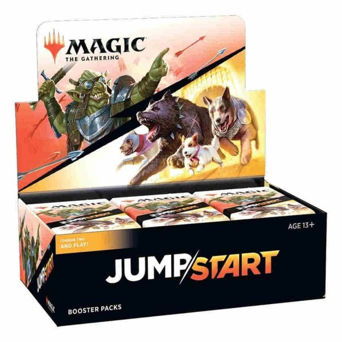 Jumpstart your pre-orders right now!