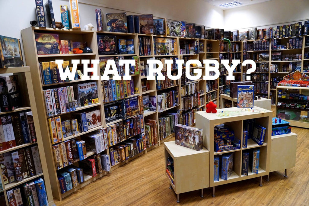 Don't Like Watching Rugby? Play These Games Instead!