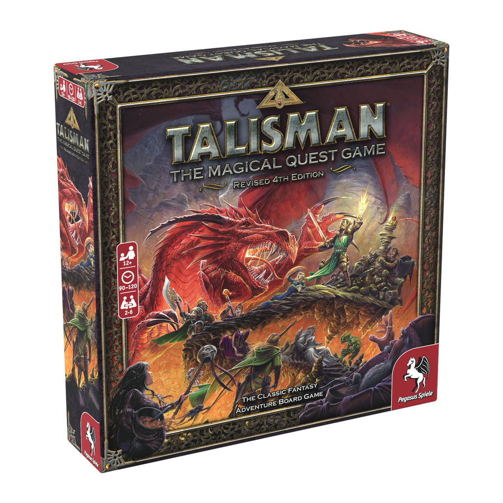 A Bunch of Tantalising Talisman Pre-Orders!