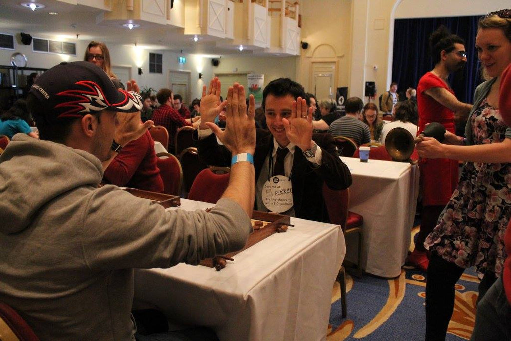 International TableTop Day 2016 in Cardiff