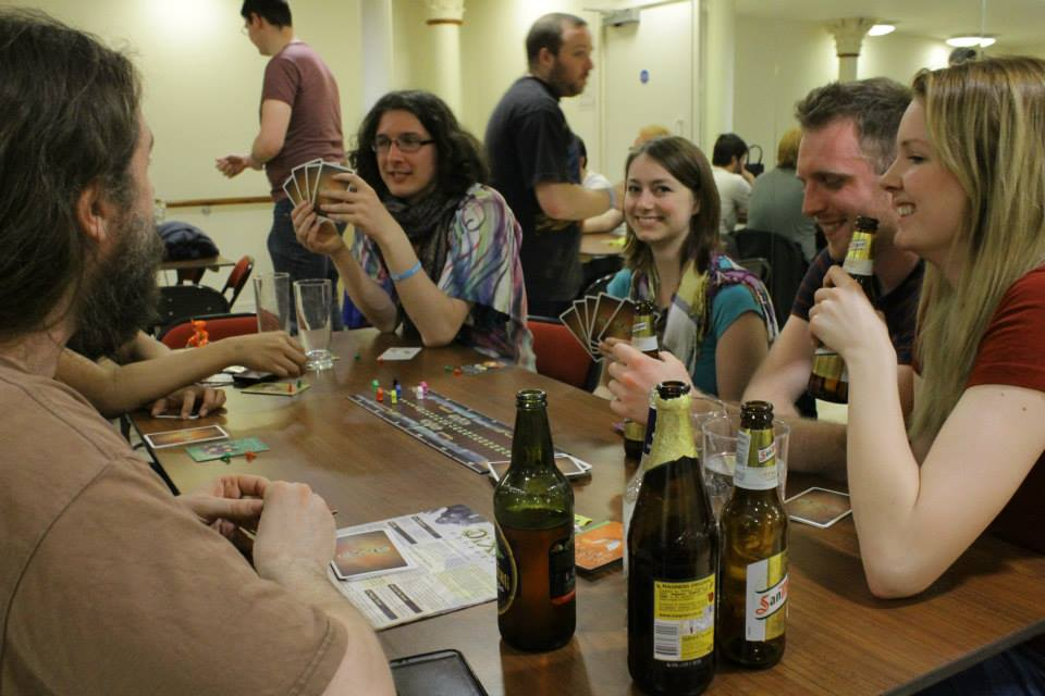 TableTop Day with Rules of Play, Cardiff