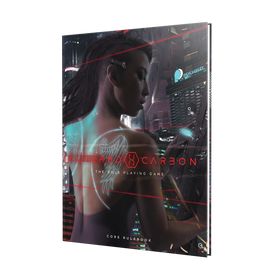New release: Altered Carbon RPG