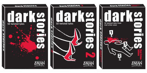 Dark Stories card game