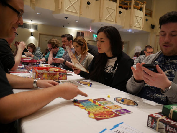 RulesCon Board Game Festival 2019 in Cardiff - TableTop Day