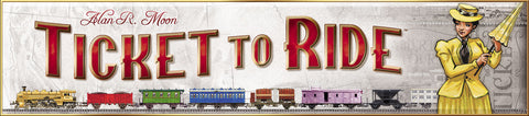 Buy Ticket to Ride games from Rules of Play